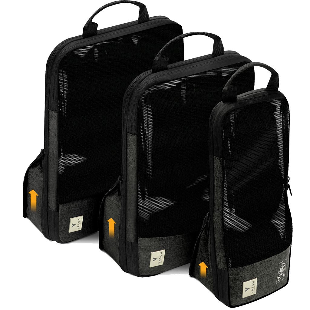 cc9b5a9e6f59 Vasco Bags and Cubes – Smart Packing Luggage – Learn more about 7 ...